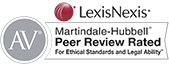 Martindale-Hubbell - Peer Review Rated