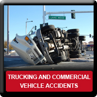 Trucking and commercial vehicle accidents